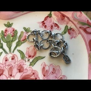 Silpada Charm Bracelet